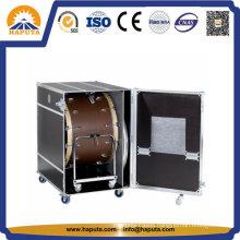 Large Aluminum Flight Case, Instrument Case for Drums