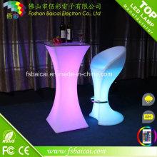 Fernbedienung LED Light Furniture Bar Tisch