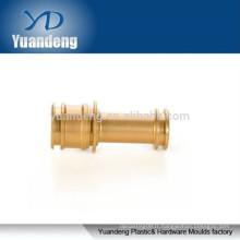 Usinage CNC Arbre en laiton