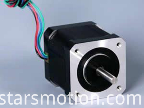 Low Vibration 2-phase Step Motor
