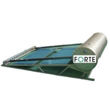 Collecteur de chaleur solaire de tube à vide de haute qualité en Chine
