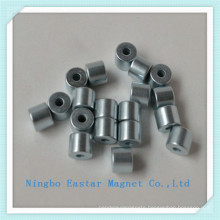 Rare Earth NdFeB Permanent Cup Magnet (N35 SH)