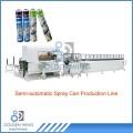 Ligne de production de boîtes métalliques en aérosol Air Fresher