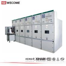 KYN28 12kV MV KEMA Tested Metal Enclosed 3 Phase Distribution Board