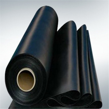 Geomembrana HDPE Smooth Black para biogás