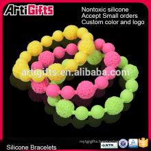 Wholesale bracelet beads jewelry unique fashion various beads chains bracelet