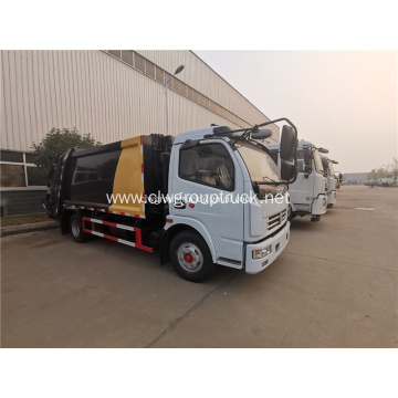 Garbage Compactor vehicle 4x2 Trash Garbage Truck
