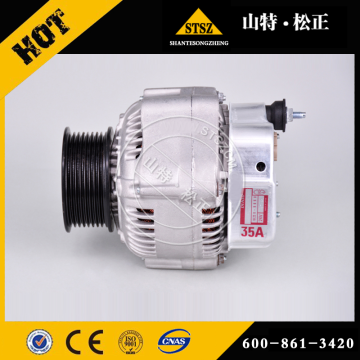 PC200-7 ALTERNATEUR 600-861-3420