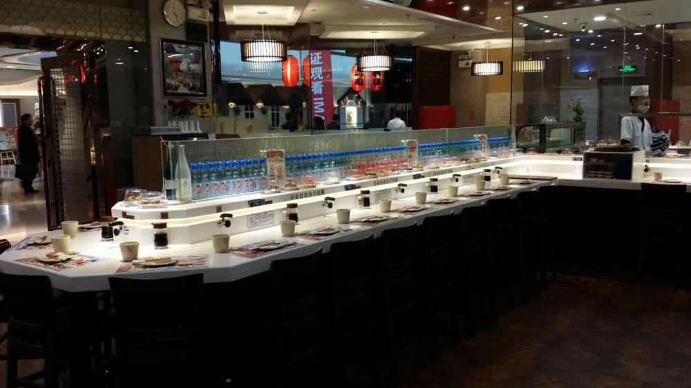 Sushi Belt Automated Conveyor