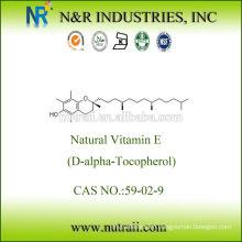 Natural Mixed tocopherols 90%