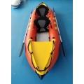 PVC Kajak Aufblasbare Kanu Weiß Wasser Raft