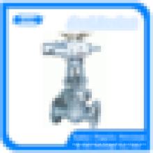 Motorizado de aço fundido flange end globo válvula china fornecedor