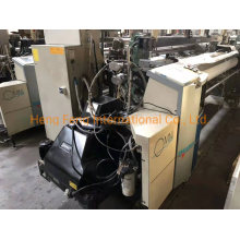 Picanol Omni Plus 190cm Air Jet Loom Year 2003 with Staubli 1661 Cam Running in The Mill Floor Fabrics Machinery for Sale in China