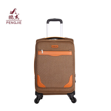 Tessuto moda 210D Lining EVA Soft Luggage Set