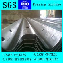 Galvanization W Beam Steel Highway Guardrail