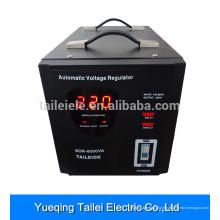 Régulateur de tension de la maison de relais AVR 8KW avec affichage numérique LED