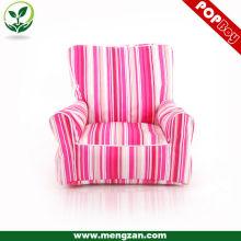 2016 al por mayor beanbag sofá de los niños con la silla del bolso de la haba del brazo