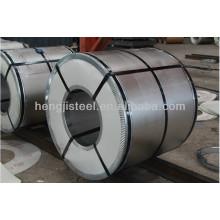 0,2 a 1,2 mm Bobina de acero galvanizado lentejuela regular