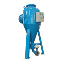 Water Sand Seperation Hydro Cyclone Desander for River Water
