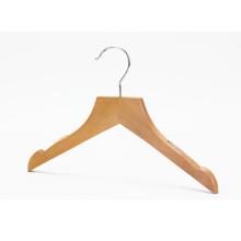 natural wooden hanger children