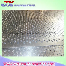 OEM Steel Perforated Metal Sheet for Sheet Metal Stamping Parts