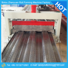 metal deck of roof panel machine,steel decking rolling machine