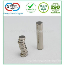rare earth disc round strong permanent magnet