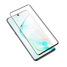 Protetor de tela de vidro temperado para Samsung Note 10