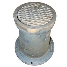 Boîte de surface en fonte-eau