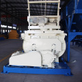 JS Twin Shaft 750l Precast Concrete Mixer Machine
