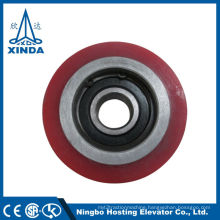 Adjustable Electrical Part Roller Track For Sliding Door