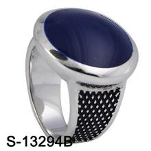 Anillo de plata esterlina de la joyería 925 de Hotsale con el esmalte