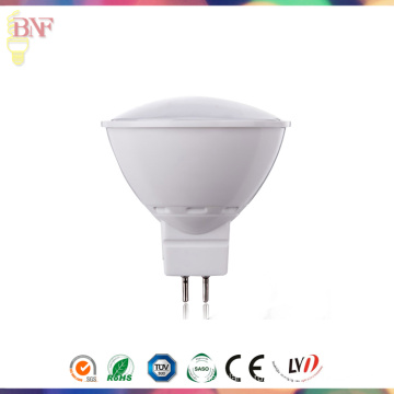 Пластмасса Сид MR16 светодиодный Прожектор с Gx5.3