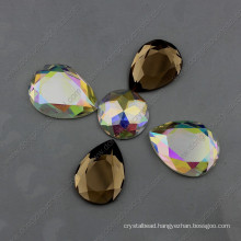 Flat Back Jewelry Stones Without Hoels for Decoration