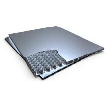 Panel de pared compuesto de panal de aluminio