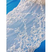 Hot-Selling Eco-Friendly Elastic Spandex Nylon Lace Fabric