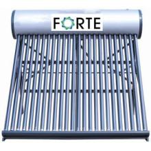 Chauffe-eau solaires sur toit à système de pression compact (200L)