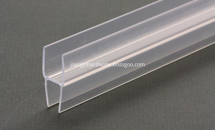 8mm Glass Waterproof Seal shower screen rubber seal