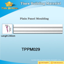 Multi-Color PU wall panel moulding with reasonable price