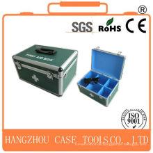 Aluminium-erste-Hilfe-Koffer, erste Hilfe Tasche, erste-Hilfe-Koffer