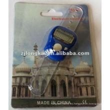 azul romotional regalo macca CE certificación mano dedo digital contador contador