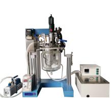 Homogeneizador de laboratório a vácuo com emulsificante