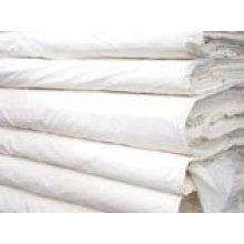 Tissu 100% coton gris pour la teinture