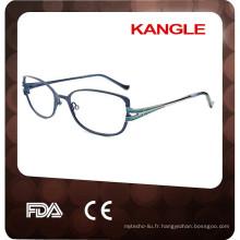 2015 à la mode OEM nouveau modèle de lunettes en métal