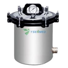 Autoclave à vapeur haute température portative à haute température