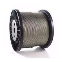 AISI316 1x7 диаметром от 0,24 мм до 6 мм нить из нержавеющей стали