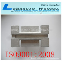 high quality pump impellers aluminum cast,impeller pumps of investment castings