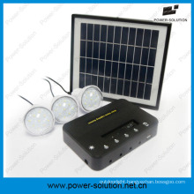 Light up 3rooms Solar Powered Energy System for off Grid Areas
