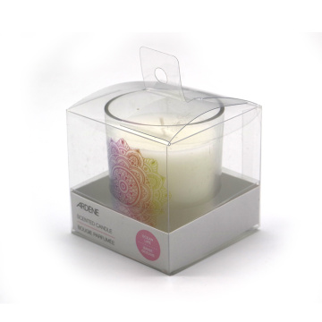 Naturglasburk Soy Candle
