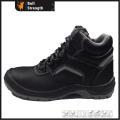 PU Injection Ankle Heavy-Duty Shoe with Steel Toe&Midsole (SN5377)